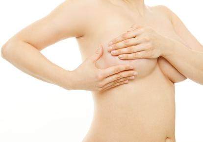 Brustvergroesserung-Operation